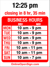 Business hours for 23rd & Union Liquor Store