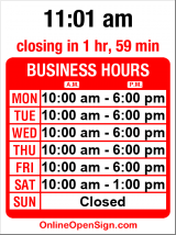 Business hours for Bank of America