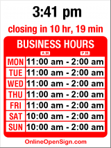 Business hours for Atlantic Crossing