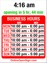Business hours for Antiques at Pike Place