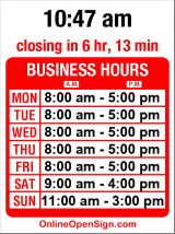 Business hours for Quorum Real Estate