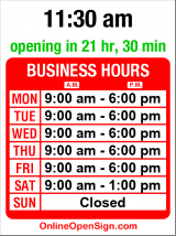 Business hours for Chase Bank - Magnolia