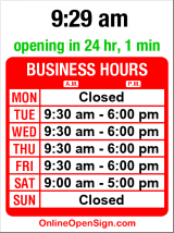 Business hours for Rainier Pharmacy