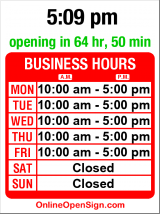 Business hours for US Post Office Pioneer Square