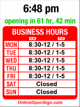 Business hours for Causey Law Firm