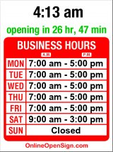 Business hours for Grown Folks CoffeeHouse