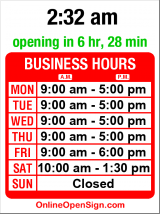 Business hours for KeyBank