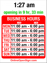 Business hours for David Smith & Co