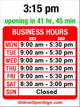 Business hours for US Post Office Broadway Station