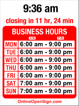 Business hours for Top Pot Doughnuts