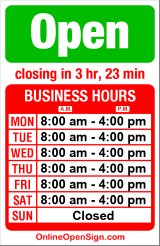 Business hours for Ballard Carrier Annex
