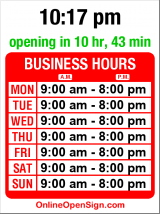 Business hours for Viet Wah Super Market