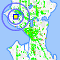 Click for map showing location of Eastwind in Seattle (opens in new window)