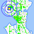Click for map showing location of Midnite Mart in Seattle (opens in new window)