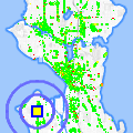 Click for map showing location of Dave Newan Insurance in Seattle (opens in new window)