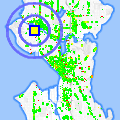Click for map showing location of DeaMor Assoc in Seattle (opens in new window)