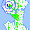Click for map showing location of Bartell Drugs in Seattle (opens in new window)