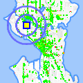 Click for map showing location of Prof. Service Industries in Seattle (opens in new window)