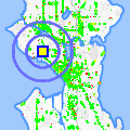 Click for map showing location of Seattle Warehousing in Seattle (opens in new window)