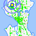 Click for map showing location of Trollhaugen in Seattle (opens in new window)