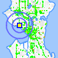 Click for map showing location of Ex Officio in Seattle (opens in new window)