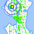 Click for map showing location of Computer Power & Service in Seattle (opens in new window)