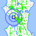 Click for map showing location of The Grand in Seattle (opens in new window)