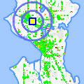 Click for map showing location of People's Storage in Seattle (opens in new window)