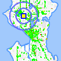 Click for map showing location of Western Towboat Inc in Seattle (opens in new window)
