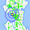 Click for map showing location of Queen Anne Commons in Seattle (opens in new window)