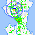 Click for map showing location of Savage Color in Seattle (opens in new window)