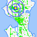 Click for map showing location of Sundowner in Seattle (opens in new window)