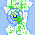 Click for map showing location of Frances Court in Seattle (opens in new window)