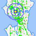 Click for map showing location of Soaring Heart Futons in Seattle (opens in new window)