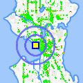 Click for map showing location of Uptown Espresso in Seattle (opens in new window)