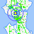 Click for map showing location of Queen Anne Dental Group in Seattle (opens in new window)