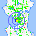 Click for map showing location of Art Institute of Seattle in Seattle (opens in new window)