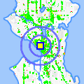 Click for map showing location of The Gilt Edge Society in Seattle (opens in new window)