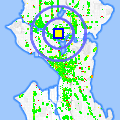 Click for map showing location of Belfor in Seattle (opens in new window)