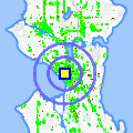 Click for map showing location of Natl Assoc Credit Mgt in Seattle (opens in new window)