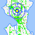 Click for map showing location of Subway Sandwiches in Seattle (opens in new window)