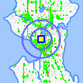 Click for map showing location of Prof. Benefit Svcs Inc in Seattle (opens in new window)