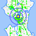 Click for map showing location of Kenmore Air in Seattle (opens in new window)