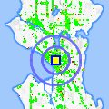 Click for map showing location of Metropolitan Tower in Seattle (opens in new window)