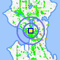Click for map showing location of Fred Rogers Building in Seattle (opens in new window)