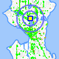 Click for map showing location of The Biscayne at Lake Union in Seattle (opens in new window)