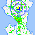 Click for map showing location of Julia's in Seattle (opens in new window)