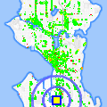 Click for map showing location of Acme Construction Supply in Seattle (opens in new window)