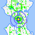 Click for map showing location of Loops in Seattle (opens in new window)