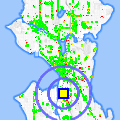 Click for map showing location of Pho Cyclo Cafe in Seattle (opens in new window)